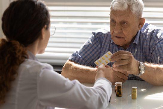 Vanhus ja lääkkeet
